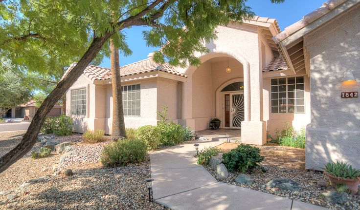 SOLD! 7842 S KENNETH PL, Tempe. 3 bedroom 2 bath with 2,296 sf in Sandahl Homes