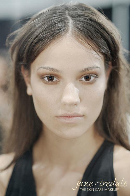 jane iredale Australia does the makeup for designer ELLERY
