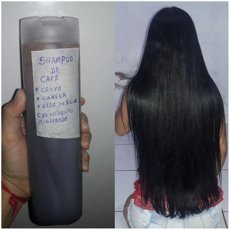 """3,188 curtidas, 300 comentários - Por Josiane (@_blogdicasvaliosas_) no Instagram: """"SHAMPOO DE CAFÉ PARA O CRESCIMENTO . . Olá minhas lindonas, hoje trago uma Receitinha de shampoo…"""""""