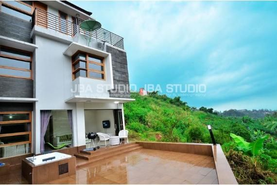 sewa Villa 3 Kamar Bukit Dago, Bandung. (Amethyst 45)