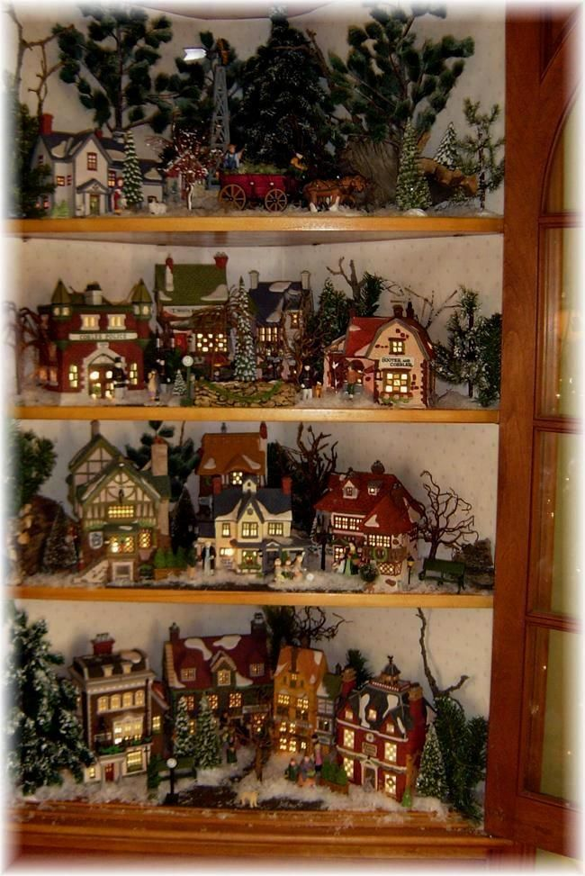 Department 56 Christmas Decorations