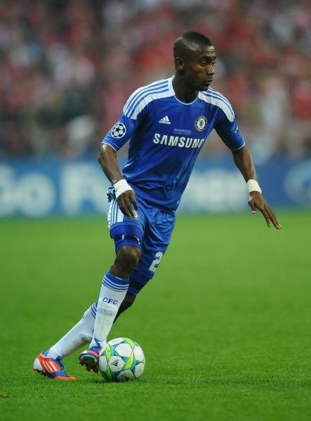 Salomon Kalou in France for medical as he nears Lille switch