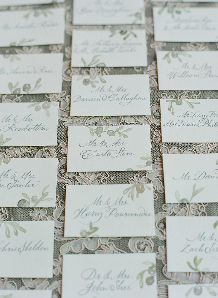 Julie Song Ink - Curtis Stone & Lindsay Price Wedding - Escort Cards.jpg