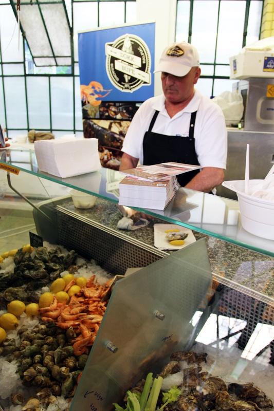 Seafood Budapest Street Food Show
