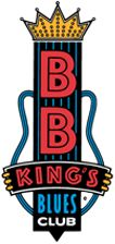 "BB Kings Blues Club Eat Drink & Play ""The intimate supper club style restaurant & live music venue consists of 4 full-service bars in 3 different areas ranging from an outdoor patio, a mezzanine that looks over the main stage, and a large dining area on the main level."""