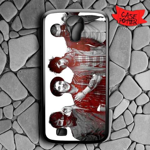 All Time Low Samsung Galaxy S4 Black Case