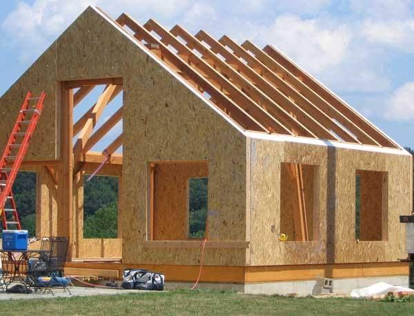 100 négyzetméteres, szigetelt ház mindössze 1 millió forintból! Hazánkban is már! második oldal