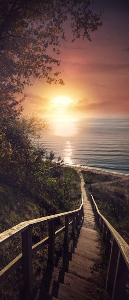 Pic of the Day...The Stairs ----------- #beach #tropics #sun #sunrise #beautiful #beaches #steps #travel