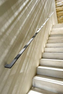 + rail Looks like what we were talking about for the stairs?