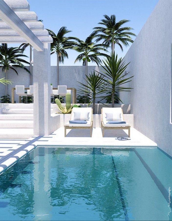 M s de 25 ideas incre bles sobre piscinas de agua salada - Piscinas de agua salada ...