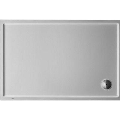 """Duravit Starck Slimline Shower Tray Size: 2.13"""" H x 47.25"""" W x 31.5"""" D"""