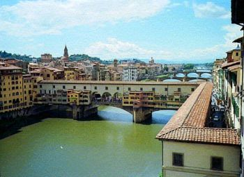 A Room With a View, Florence
