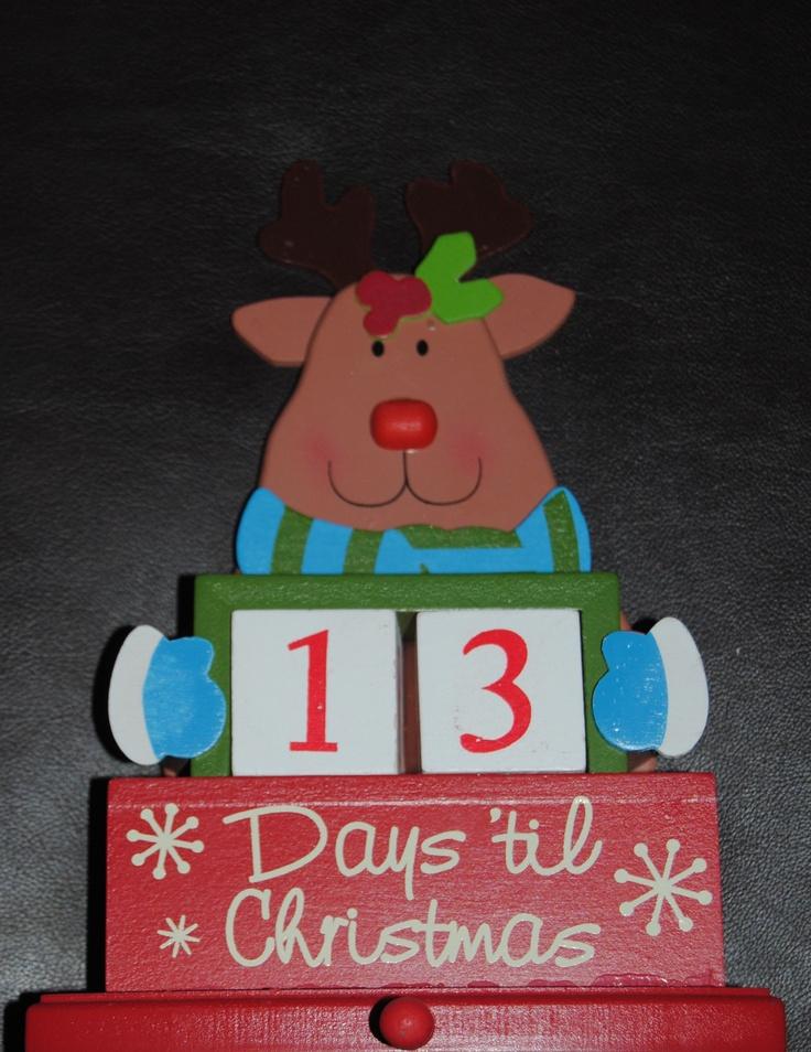 13 days till ChRiStMaS!!!!!
