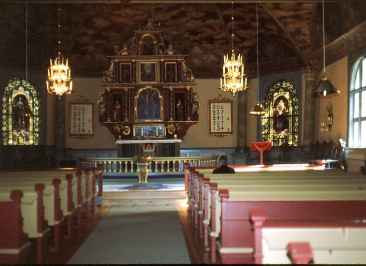 Church, Karlskoga 1972