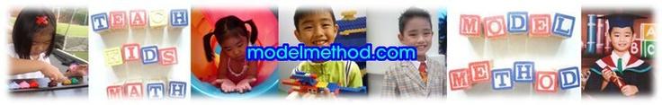 Comparison Concept....Teach Kids Math Using The Model Method From Singapore Math