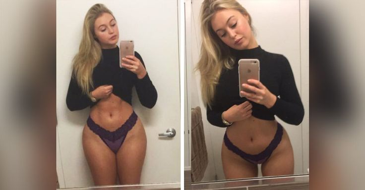 Iskra reveló la forma en la que todas las mujeres manipulan y mienten sobre sus imágenes en Instagram para lucir impecables y con una falsa hermosura
