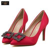 Chaussure сексуальные высокие каблуки девушка острым носом обувь женская ну вечеринку туфли на высоком каблуке летний стиль zapatos mujer размер 35-39 sapato feminino