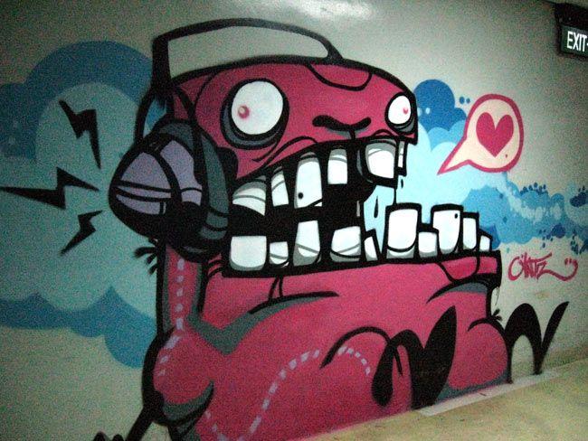 Best Tag Street Art Ideas On Pinterest Street Art Graffiti - 21 amazing examples of graffiti