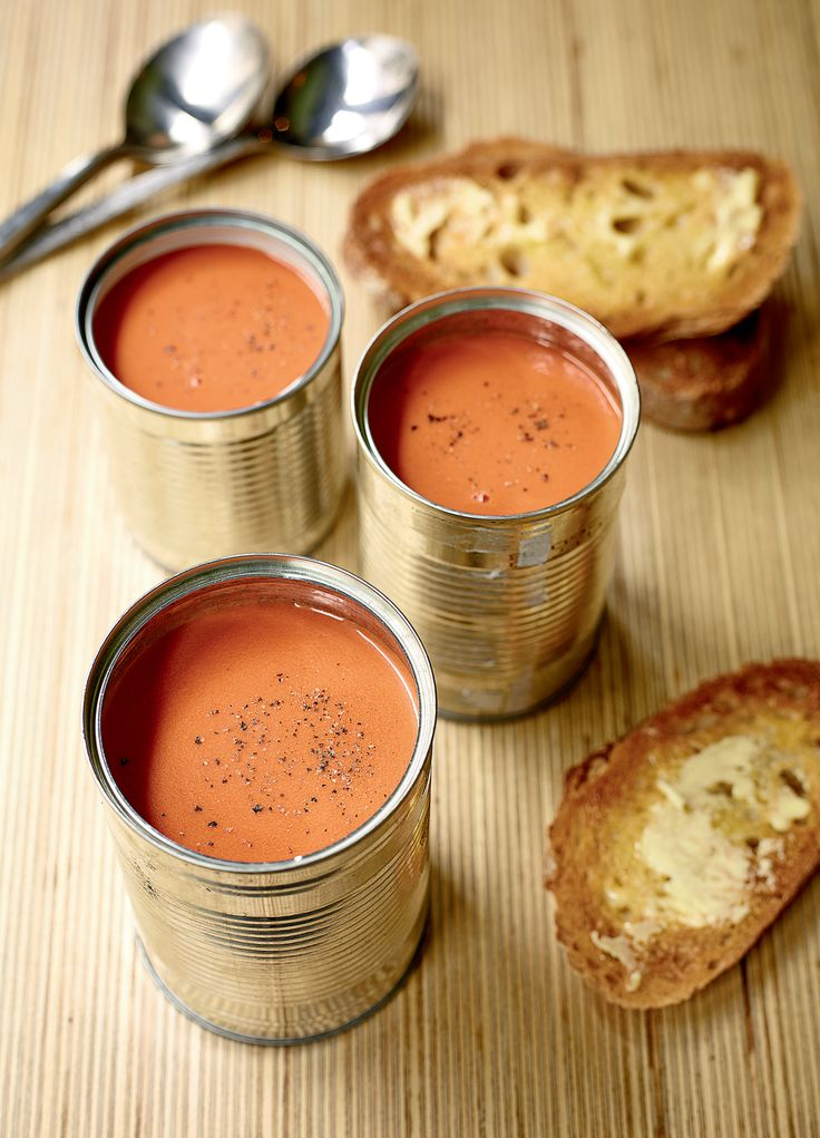 Heinz-Style Tomato Soup - The Happy Foodie