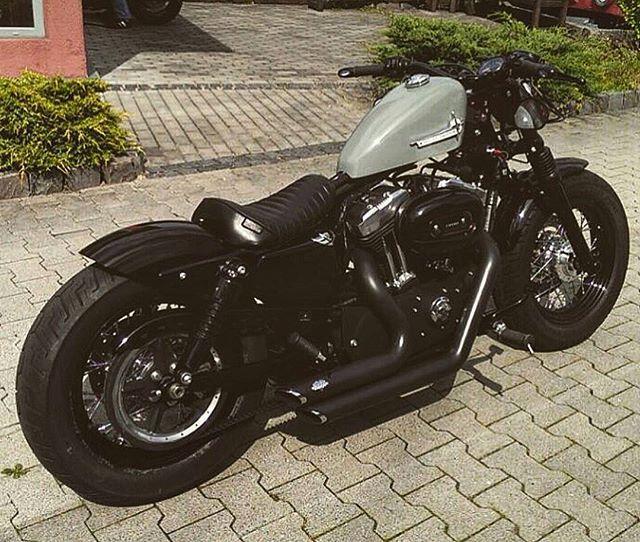 Harley sportster Para saber más sobre los coches no olvides visitar marcasdecoches.org