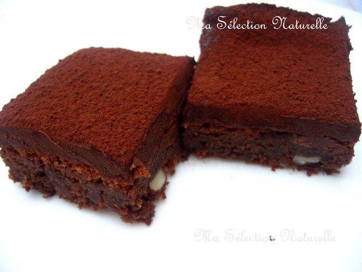 Le Brownies à la ganache «qui tue» de C. Felder !! | Ma Sélection…