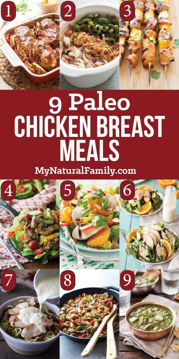 Paleo Chicken Breast Meals