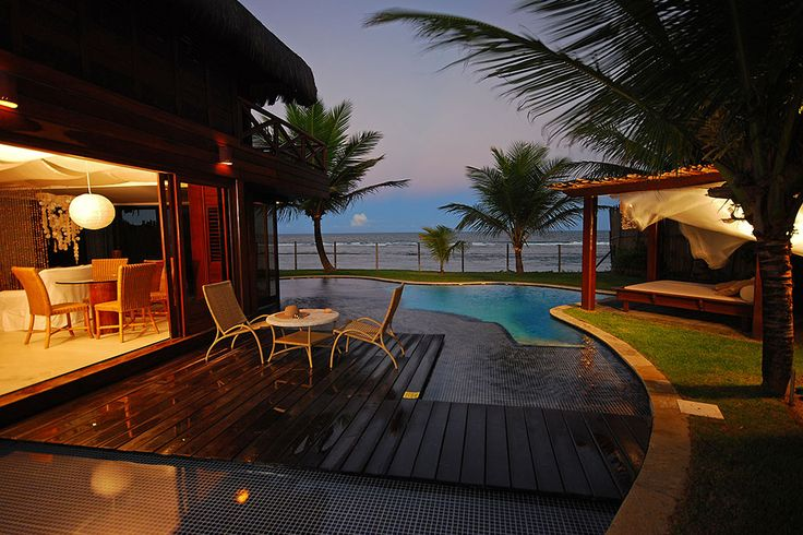 Nannai #Resort is superb beach resort of #Brazil, If you want to book this resort than visit at http://www.hotelurbano.com.br/resort/nannai-resort/2361 on best deals.