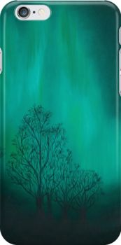 iPhone Cover - Night Music by Erika Grimes  $31.05