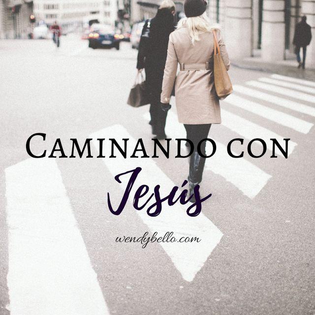 El blog de Wendy Bello: Caminando con Jesús, lección 4 {Documento para descargar/imprimir}