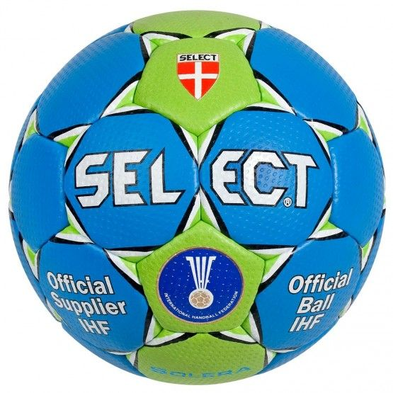 Select Solera kézilabda kék,zöld több méretben