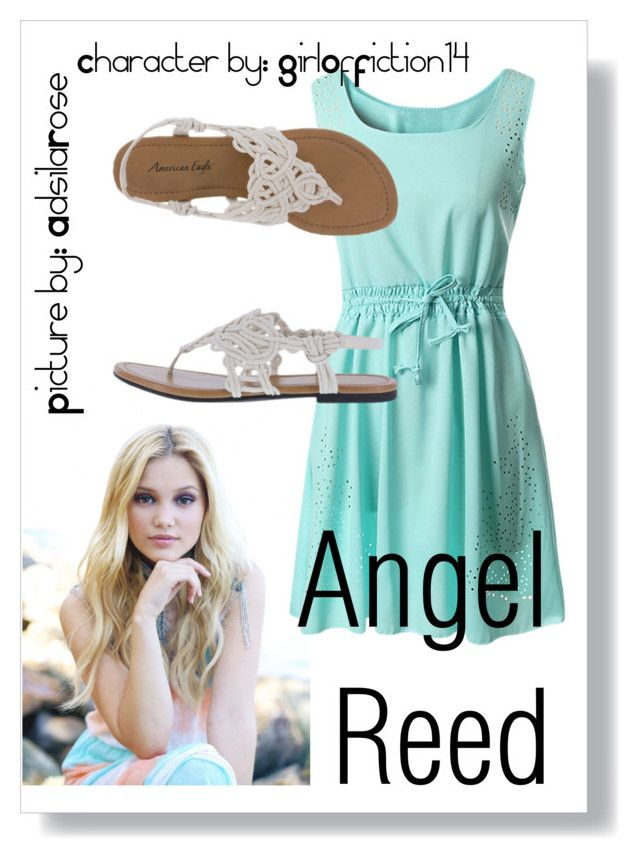 011: Angel Reed by adsilarose on Polyvore featuring polyvore fashion style clothing