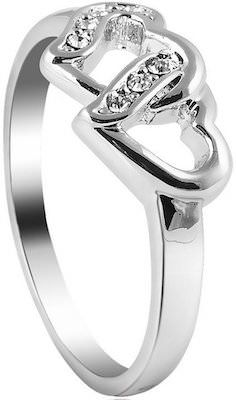 Heart To Heart Women's Ring