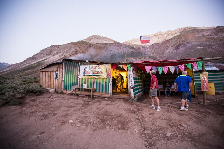 Home, Cafe and Store in the Andes Mountains in a Remote Area Miles Outside of San Jose De Maipo, Chile