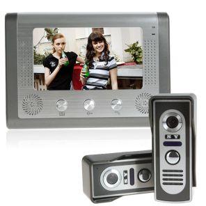 Video Doorbell Intercom with 2 cameras