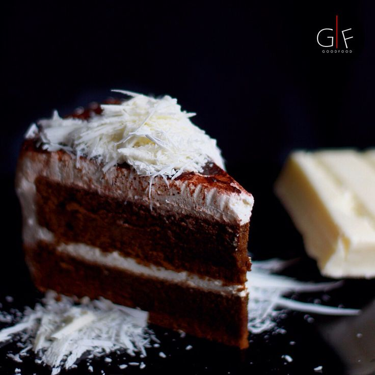 Tiramisu whote chocolate, cake is never enough. By Good Food Photography