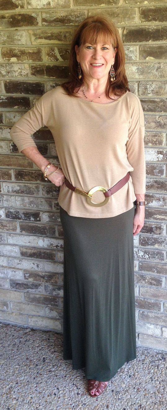 Sooo me!  casual fashion for women over 50 | Style Savvy DFW
