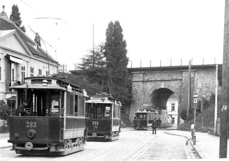 Вена, Ringhoffer Type D № 283; Вена, Ringhoffer Type D № 253; Вена — Старые фотографии