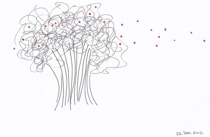 22 dec 2012 doodle: summer breeze