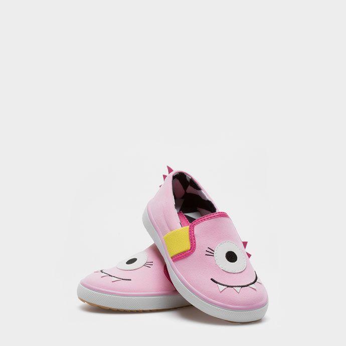 DESPORTIVO MONSTRO MENINA - Crianças - Homewear & shoes | Zara Home Portugal