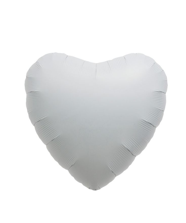 "Mylar Hearts 18"""