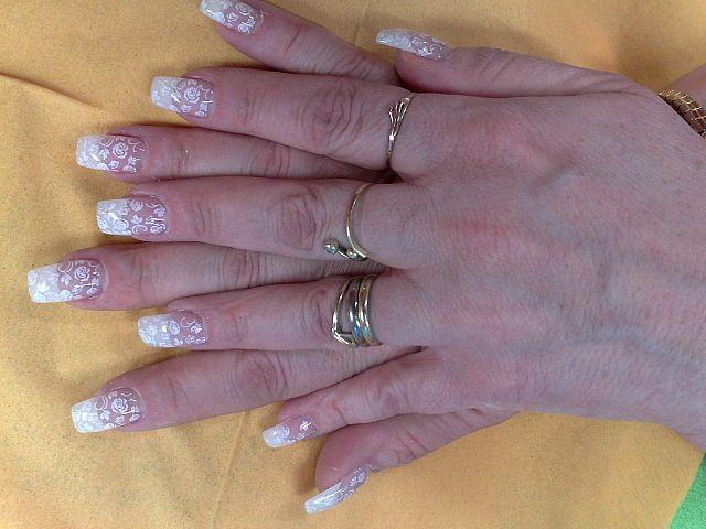 Gelové nehty Fotogalerie 2013 - gelové nehty, manikúra, pedikúra