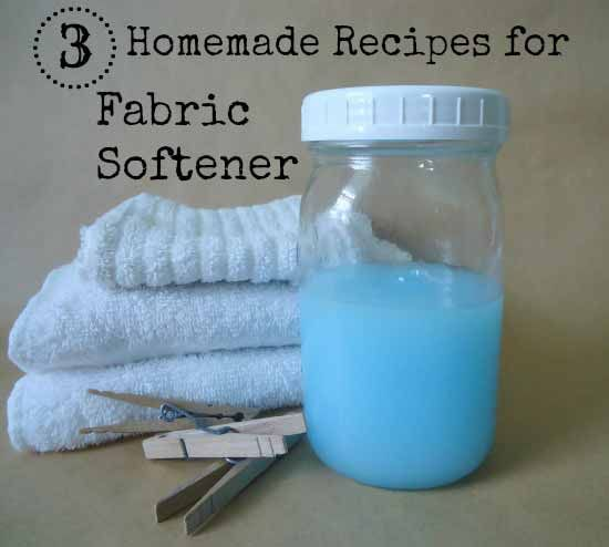 1000 images about easy hacks on pinterest swiffer refill natural cleaning solutions and - How to make your own fabric softener ...