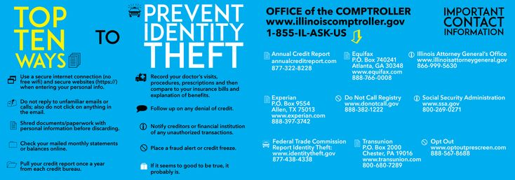 Top Ten ways to Prevent Identity TheftSee #3 - Shred Spot Can - best of shredding certificate of destruction sample