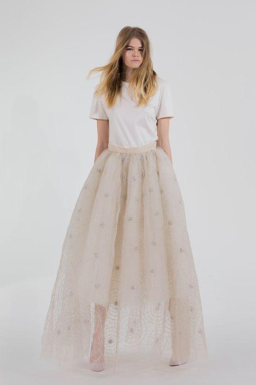 Houghton NYC Bride Fall/Winter 2015 Lookbook / Houghton