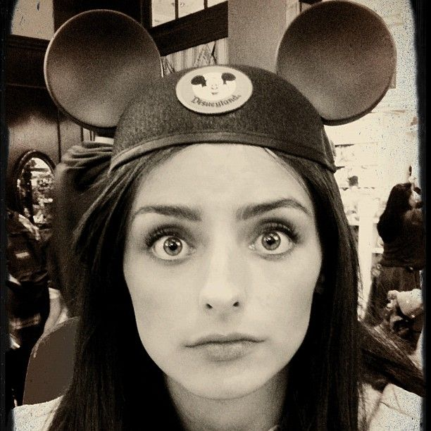 Mickey Mouse..