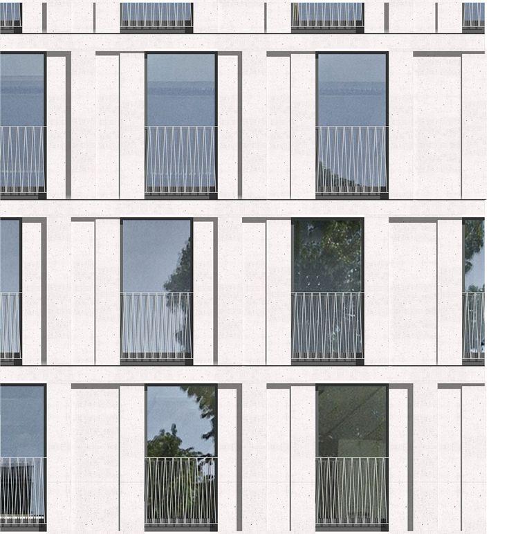 1. Preis: Fassade Ausschnitt, © GATERMANN + SCHOSSIG