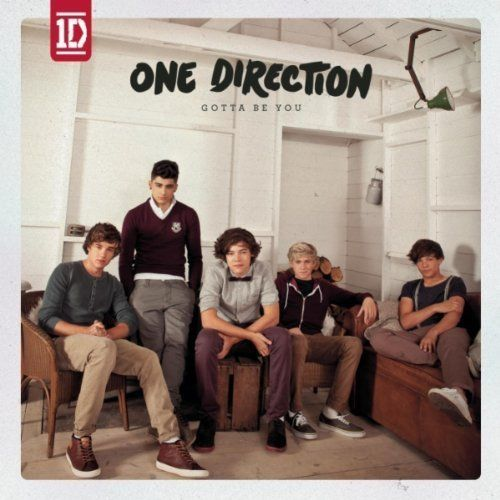 One Direction: Gotta be you (CD Single) - 2011.