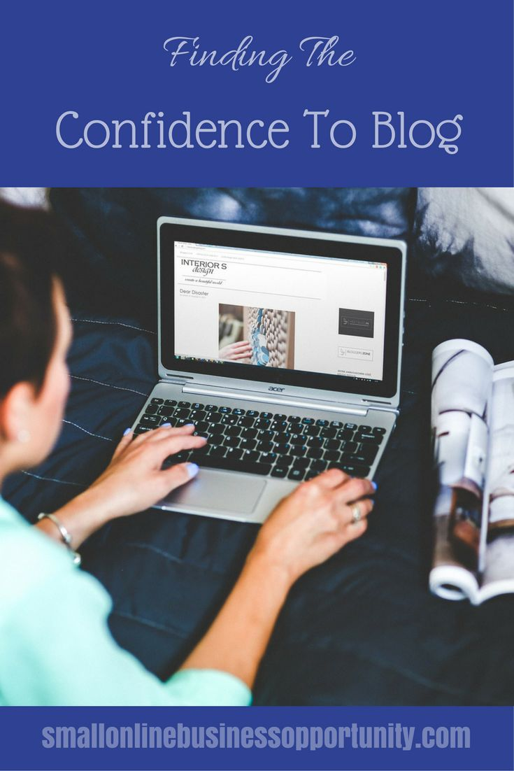 Starting to blog can be quite intimidating and scary. One of the things I get asked often is how did I find the confidence to blog.   #ConfidenceToBlog #Blogging #SelfConfidence