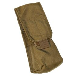 TACOPS® Single M4 Magazine Pouch (Holds 2) - Coyote Tan