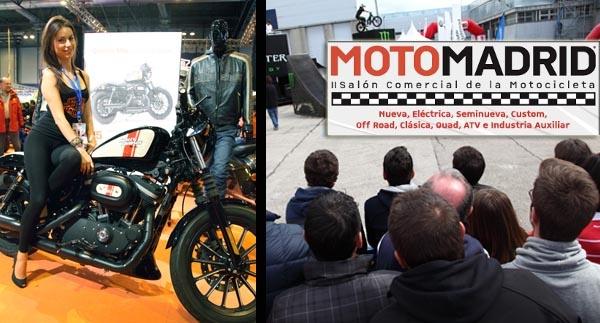 MotoMadrid 2013 #fotografo #evento #madrid